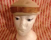 1940's Cecille Lorraine Vintage Ladies Hat