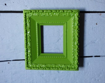 Little Green Picture Frame