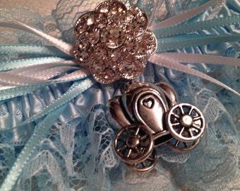 Cinderella 2 pc. Garter Set  - Exquisite