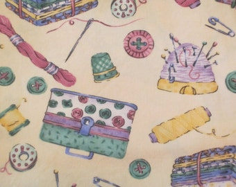 Pillow Case, Standard - Sewing Print      Sewer/Quilter/Seamstress/Crafter