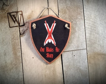 Game of Thrones Shield House Bolton
