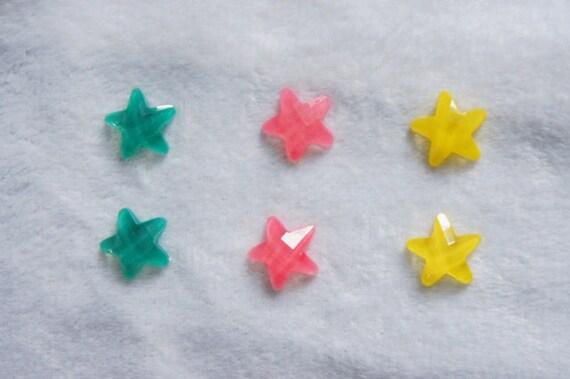 clip on earrings kids earrings girls earrings star. Black Bedroom Furniture Sets. Home Design Ideas