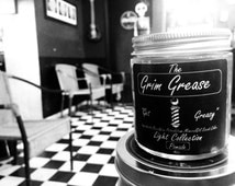 The Grim Grease Light Collection 4oz.