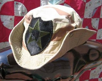 Customized cotton camouflage snap-brim hat with chin strap