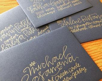 OLIVE Envelope Addressing