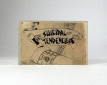 Popular Items For Suicidal Tendencies On Etsy