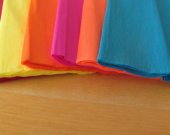 where to buy crepe paper sheets