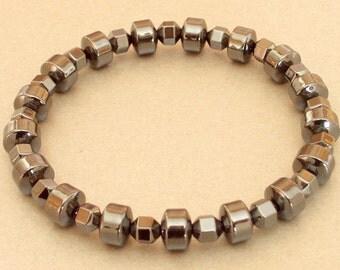 Bracelet Hematite