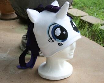 My Little Pony ~Rarity~ Fleece Hat