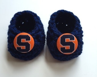 Syracuse baby booties