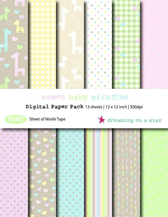 Baby Scrapbooks For Sale Sale Baby Digital Scrapbook