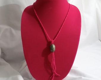 Hot Pink Zen Tassel