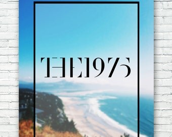 The 1975 Art Print Poster
