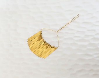 Kin-Bira 15 Flutters Wire for Handcrafting Tsumami Kanzashi Japanese Hair Ornament