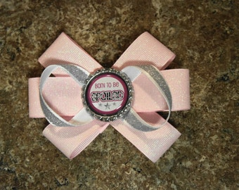 Born to be Spoiled Hair Bow