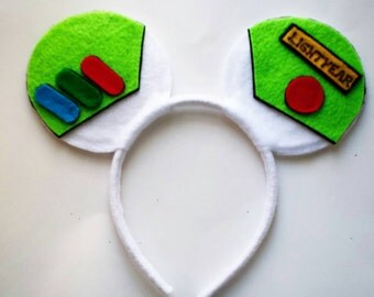 Buzz Light Year inspired Mickey Mouse Ears