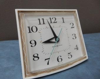 General Electric Wall or Desktop Clock