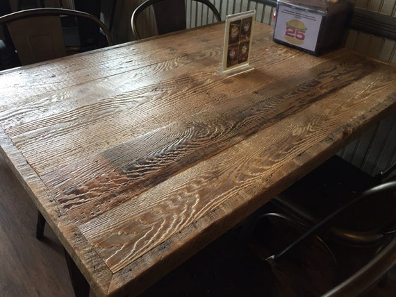 Items similar to Reclaimed wood rustic pineRestaurant  : il570xN76583459838mj from etsy.com size 570 x 428 jpeg 68kB