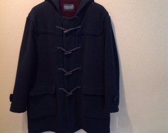 United Colors OF Benetton Green Toogle Coat