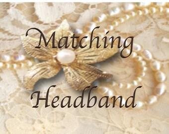 Made to Match Headband