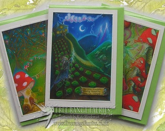 Fairyland Card Pack