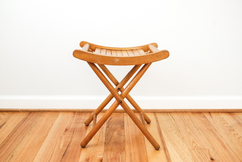 camp stool wood stool folding stool camping chair
