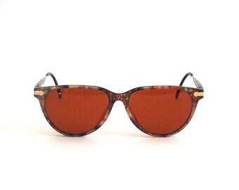Vintage Sunglasses Hugo Boss by Carrera 5173 Square Pantos with original lens Made in Austria