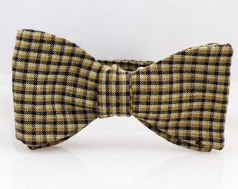 "The ""Bora Bora"" Self Tie Bow Tie"