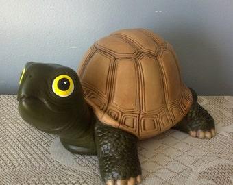 Ceramic Garden Turtle