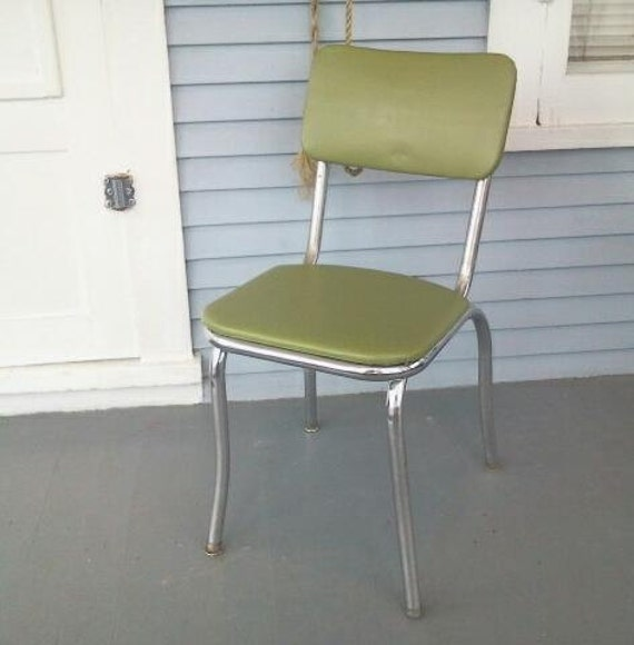 Chrome Kitchen Chairs: Kitchen Chair Dinette Chair Carroll Chair Company One