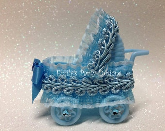 Baby Shower Carriage Favor, Stroller, Baby Carriage Vintage, Baby Carriage,, Baby Carriage, Vintage Baby Shower Favor, Baby Carriage.