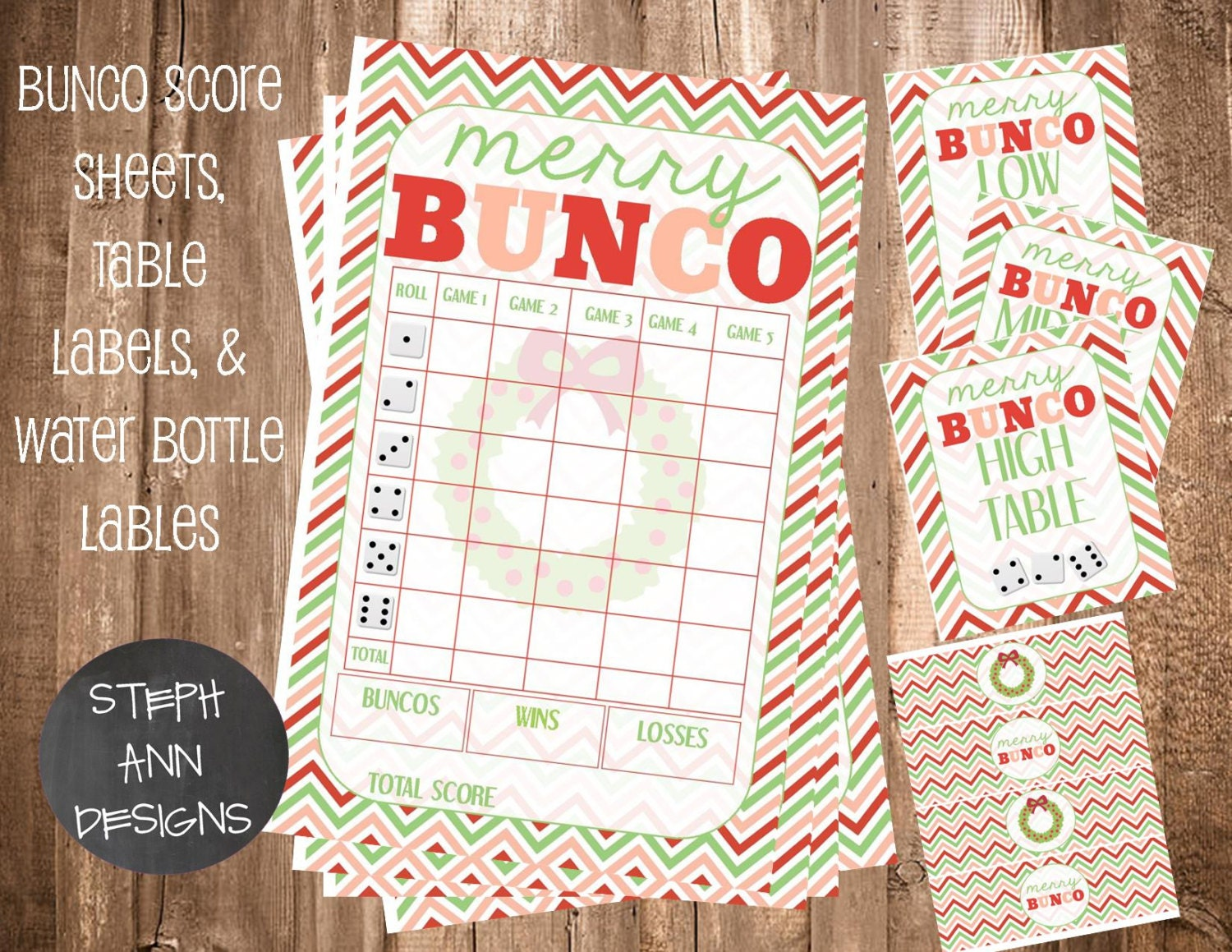 It is an image of Gargantuan Bunco Tally Sheets Printable
