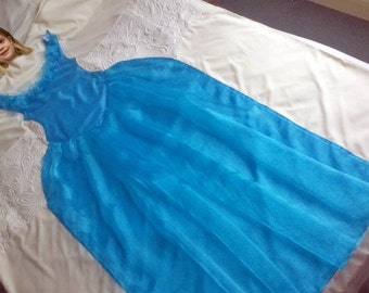 Cinderella dress single/twin duvet cover bedding set