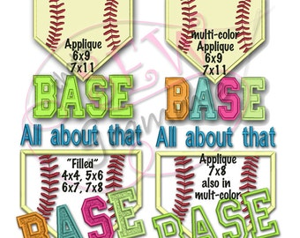All About Base BLOCK Set