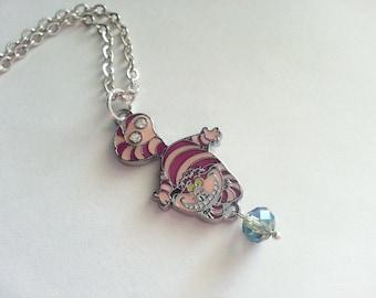 Long Live Wonderland Cheshire Necklace