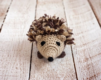 Crochet Stuffed Porcupine - Prickles the Porcupine - Amigurumi -  Doll - Girl or Boy - Toys