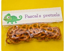 Tangled Birthday Party; Tangled Favor Bag Toppers; Tangled Decor