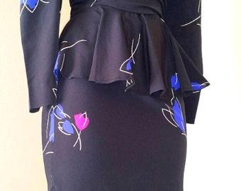 Color Pop Pelpum Dress