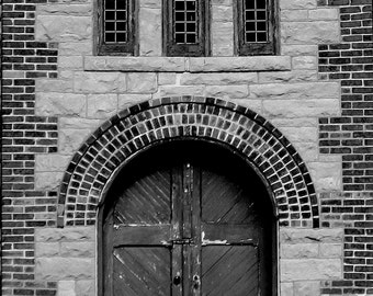 Weathered Door, Buffalo, NY Photography