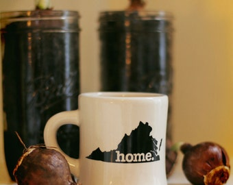 Virginia home. Ceramic Coffee Mug
