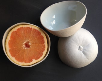 Porcelain Citrus Bowl