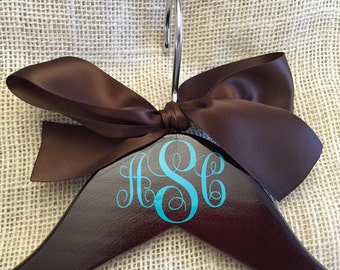 Custom Monogram Hanger