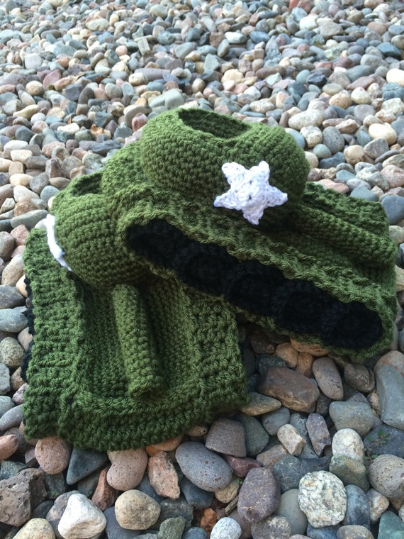 Knitting Pattern For Army Tank Slippers : panzer army tank slippers m47 slippers patton slippers