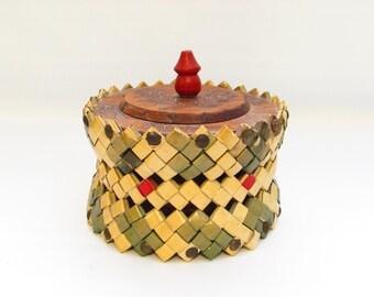 Popular items for trinket basket on Etsy