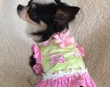 Pink Piggy Harness Dress XS
