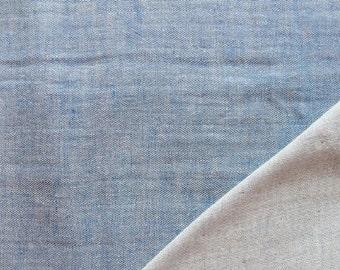 Solid Cobalt Blue (Double Gauze Fabric) for Kiyohara