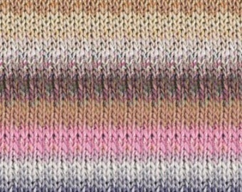 Noro Silk Garden yarn. Color # 408 Pink Neutral Grey Purp Great Savings!!  Regular item price is 12.00
