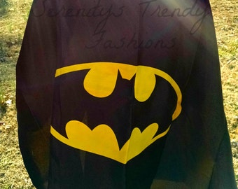 Bat Boy Cape-Birthday Gift Ideas-Children-Boys-Super Hero-Clothing