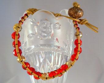 """Bracelet, """"Firenze"""", Item #2010-GLWB"""