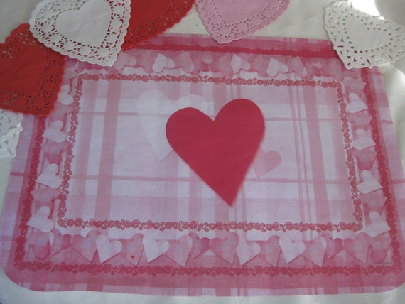 Valentines Day Paper Placemats Valentine S Day Wikii